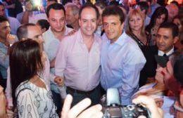 El dirigente del Frente Renovador, Martín Caso, prepara dos actos en respaldo a la candidatura de Sergio Massa para senador nacional.