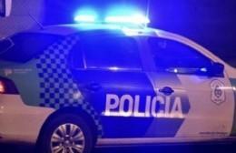Detenido por disturbios y amenazas