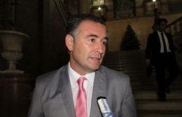 Mauro Poletti intendente de Ramallo explicó sobre la problemática del Fondo Sojero. (Foto: archivo NOVA)