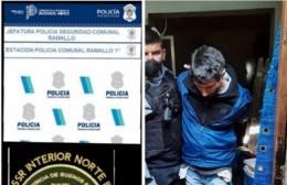 Capturaron en Ramallo a uno de los fugados de la cárcel de Piñero