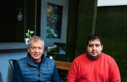 """Emilio Monzó se reunió con candidatos locales de """"Dar el Paso"""""""