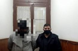 Pérez Millán: roban pertenencias de un camión estacionado