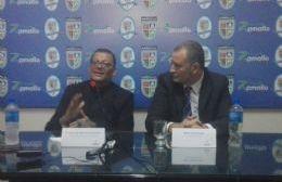 José Luis Villavicencio Ordoñez y Mauro Poletti.