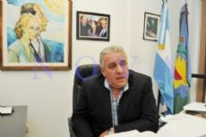 Manuel El�as, diputado provincial del FpV. (Foto:Yolanda Veloso).