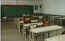 Aulas vac�as el 4 y 5 de agosto.