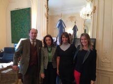 Estar�n presentes el doctor Pablo Gallegos Fedriani y las doctoras Busellini y Bellocchio.