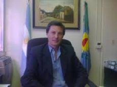 El secretario de Gobierno Alejo Giovanel.