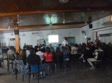 El encuentro estuvo coordinado por Yesica Musurana.