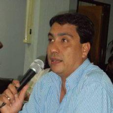 Cristian Mansilla, precandidato a intendente.