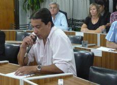 Cristian Mansilla, actual concejal y precandidato a intendente.