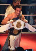 Dar�o Pucheta, ganador t�tulo mundial WPC.