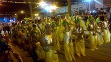 El s�bado 23 de enero comenzaron los ya tradicionales �Carnavales de Ramallo 2016� en la Avenida Mitre.