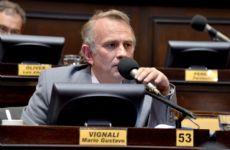 Una iniciativa del diputado provincial de la UCR, Gustavo Vignali.
