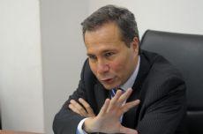 La muerte del fiscal Nisman.