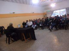 Encuentro organizado por La C�mpora local.